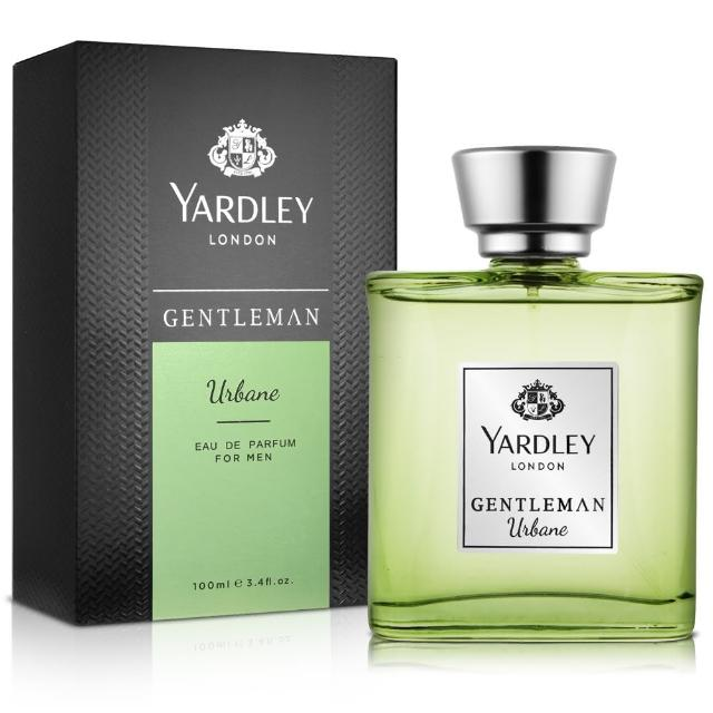 【YARDLEY 雅麗】紳士高雅男性淡香水(100ml)