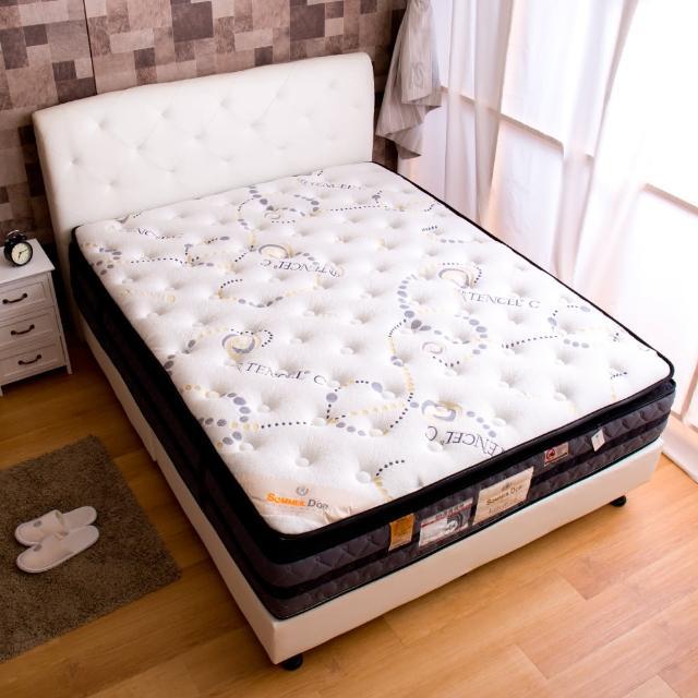 【Sommeil Dor】天絲C正三線3.5尺獨立筒床墊