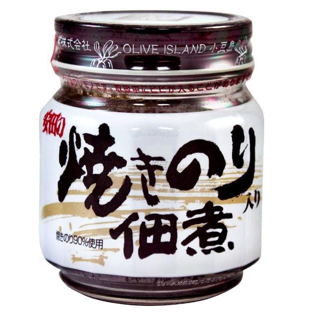 【安田食品】佃煮燒海苔醬(85g)