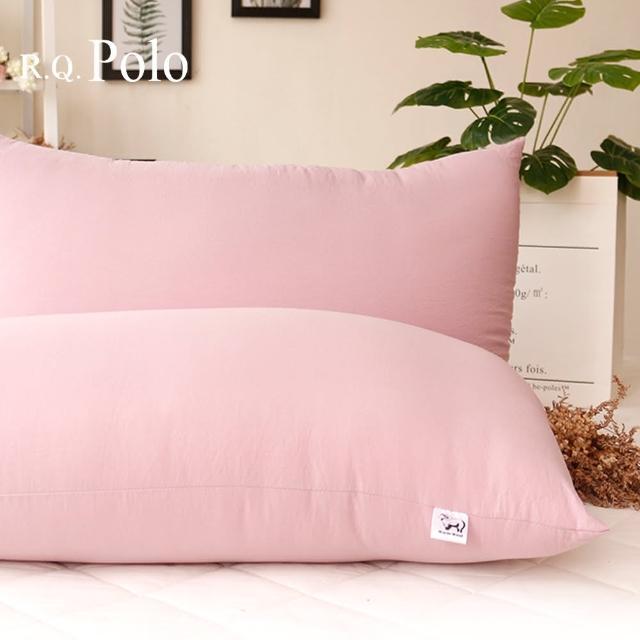 【R.Q.POLO】新光遠紅外線『火鶴粉』 發熱羊毛枕 枕頭枕芯(1入)