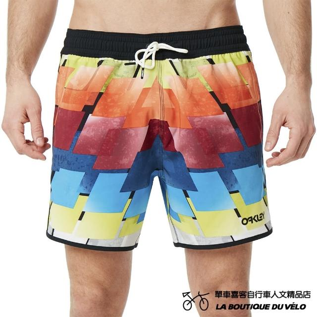 【Oakley】BEACH SUMMER HITS 16 INCHES(男款海灘褲)