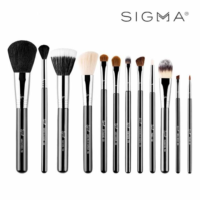 【Sigma】刷具12件組-Essential Brush Kit(原廠公司貨)