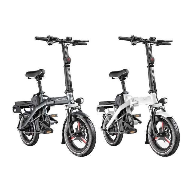 【iFREEGO】F5電動自行車100公里版