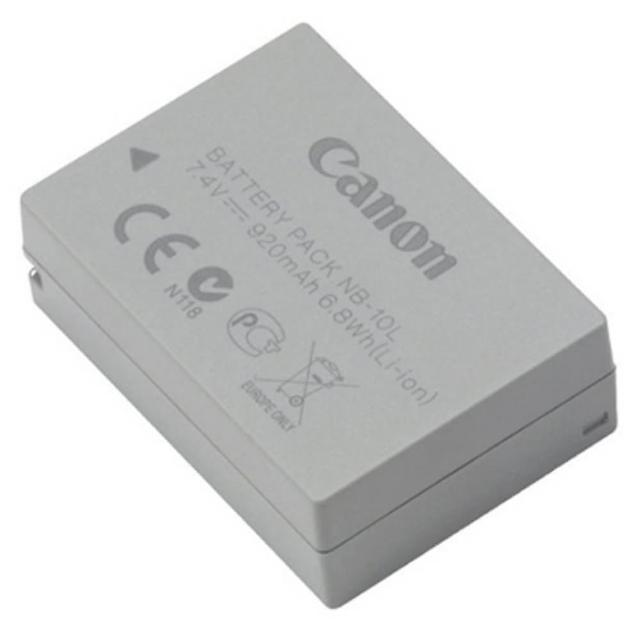 【Canon】NB-10L