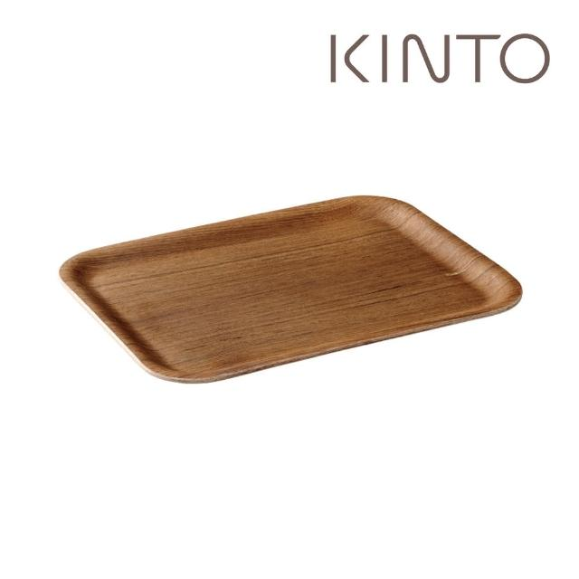 【Kinto】NONSLIP木質餐墊-柚木