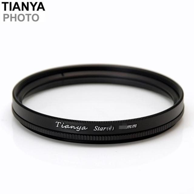 【Tianya天涯】8線米字星芒鏡46mm-可旋轉(星芒鏡