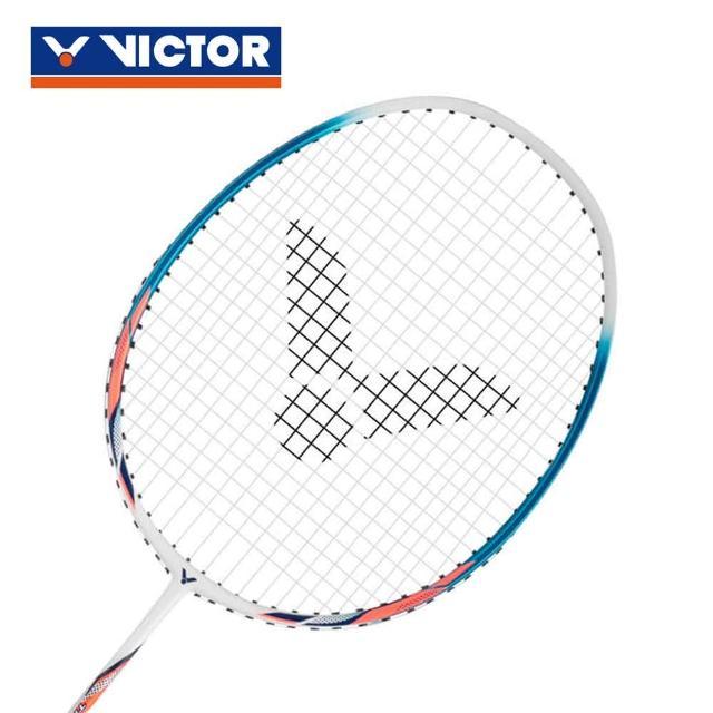 【VICTOR】突擊穿線拍-羽毛球拍