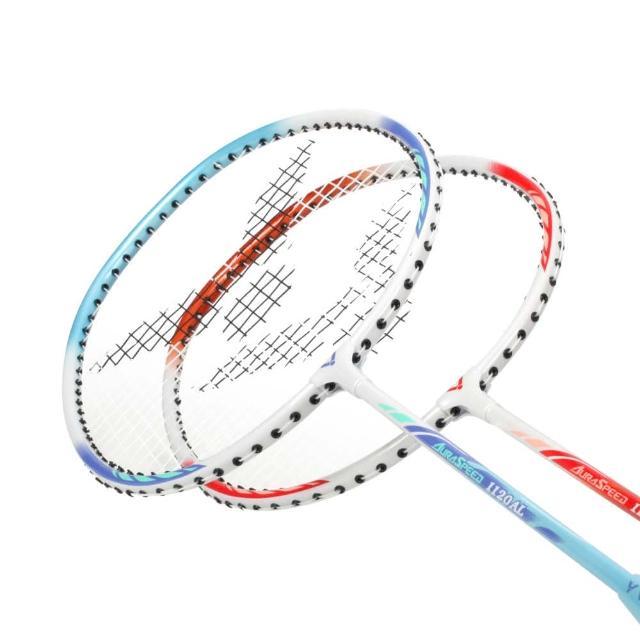 【VICTOR】極速穿線拍-對拍組-羽球拍