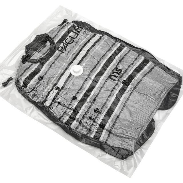 【Pacum】耐用真空袋大尺寸版4入組(大尺寸80x60cm