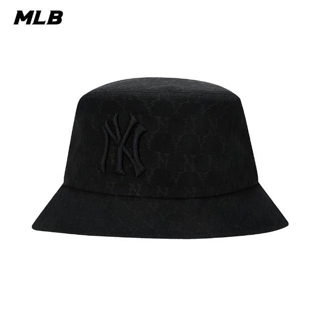 【MLB】老花系列紐約洋基隊漁夫帽(32CPH3011-50L)/