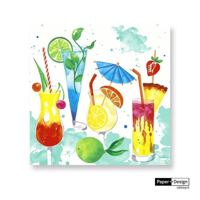 【Paper+Design】Colourful