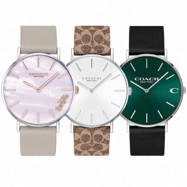 【COACH】經典款時尚腕錶(10款可選)/