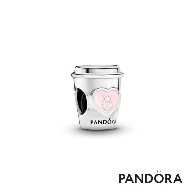 【Pandora官方直營】隨行咖啡杯串飾/