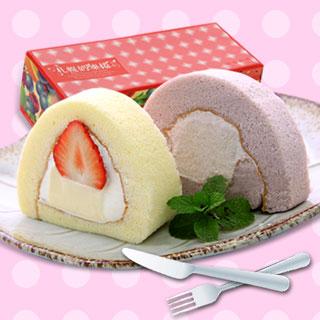 【北海道札幌-宜蘭名店】人氣奶凍捲任選3入+水滴乳酪6入/盒