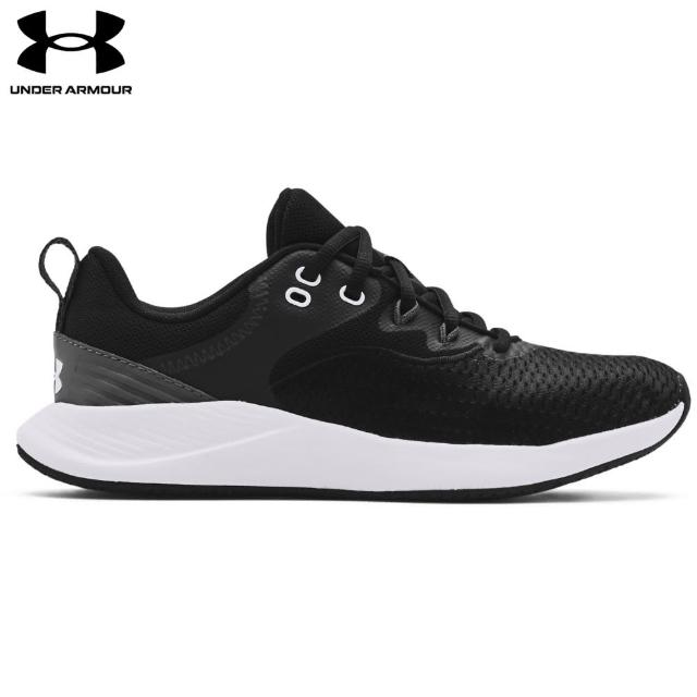 【UNDER ARMOUR】UA 女 Charged Breathe TR 3訓練鞋_3023705-001(黑)