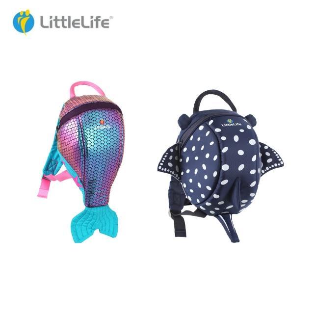 【LittleLife】海洋動物造型小童輕背包(2款)