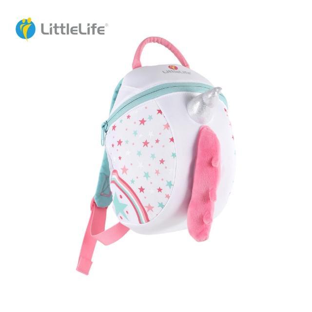 【LittleLife】獨角獸造型兒童輕背包