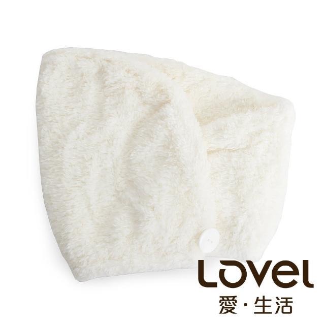 【Lovel】7倍吸水抗菌超細纖維浴帽(共9色)