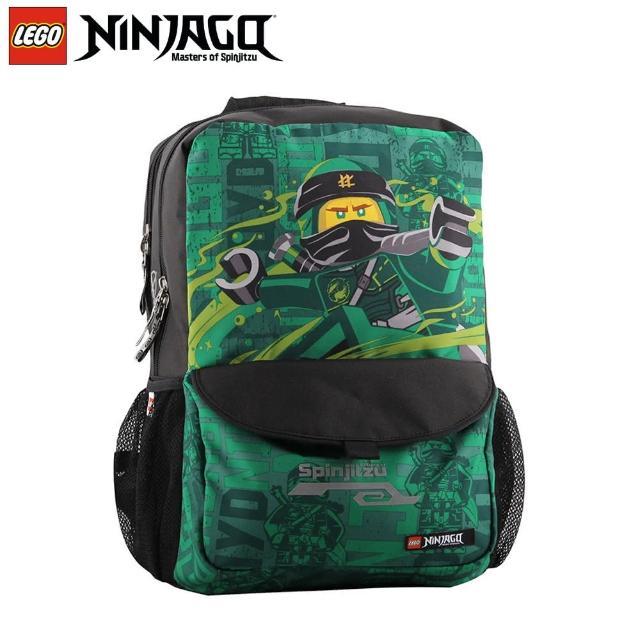 【LEGO 樂高】樂高幻影忍者書包(20105-1908)