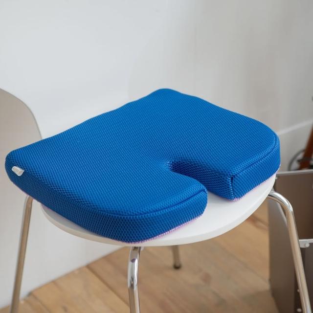 【完美主義】舒壓多功能太空記憶棉坐墊(3色可選)