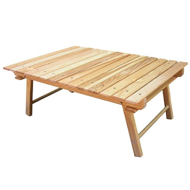 【Blue Ridge Chair Works】戶外折疊桌-小(美國手工製造)
