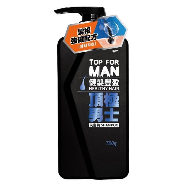 【脫普】頂極男士健髮豐盈洗髮精(750g)