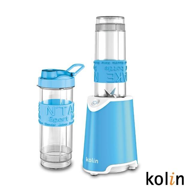 【歌林】隨行杯冰沙果汁機-雙杯組(KJE-MNR572B)