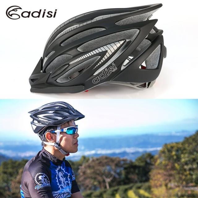 【ADISI】自行車帽 CS-6000(自行車帽、頭盔、單車用品、輕量)