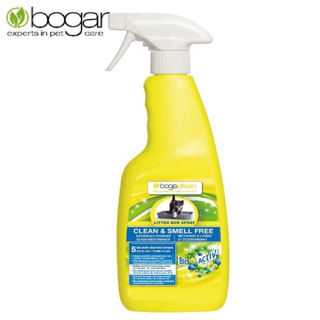 【bogar 寶嘉爾】貓砂盆除臭清潔噴劑(500ML)
