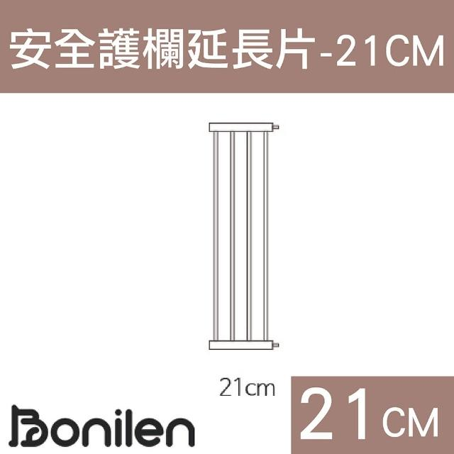 【bonilen】TINI DOOR 兒童/寵物安全護欄專用延長片21cm(時尚2色)