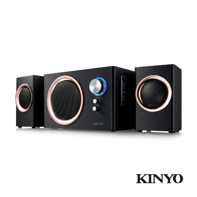【KINYO】2.1藍牙多媒體音箱(KY-1851)