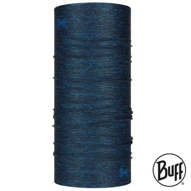 【BUFF】COOLNET 抗UV頭巾 深海幽藍 BF122536(路跑/防曬/健行/單車/爬山/防疫)