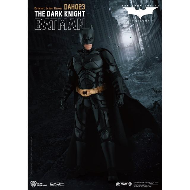【Beast Kingdom 野獸國】DAH-023 黑暗騎士 蝙蝠俠