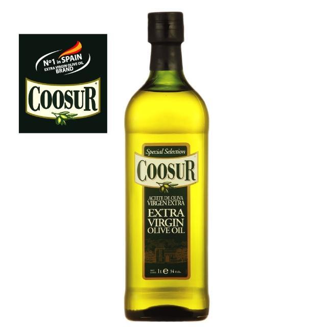 西班牙原裝進口 Coosur冷壓初榨橄欖油