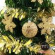 【摩達客】耶誕-1尺/1呎-30cm台灣製迷你裝飾綠色聖誕樹(含金球雪花系/免組裝/本島免運費)