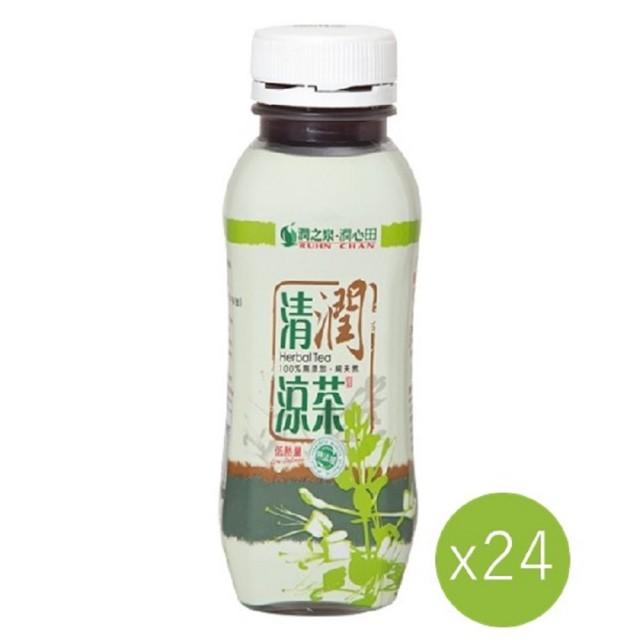 【里仁】清潤涼茶330ml(24入/箱)