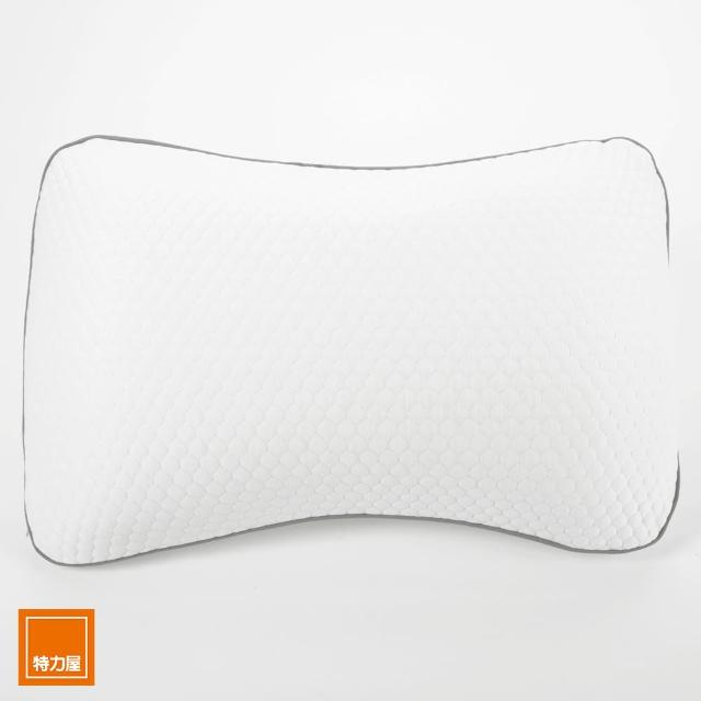 【特力屋】釋壓記憶枕 護頸型
