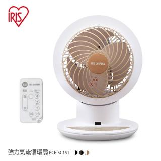 【IRIS】6吋空氣循環扇(PCF-SC15T 限量色)