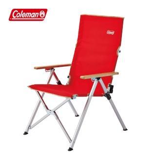 【Coleman】LAY躺椅 / 紅色(CM-26744M000)