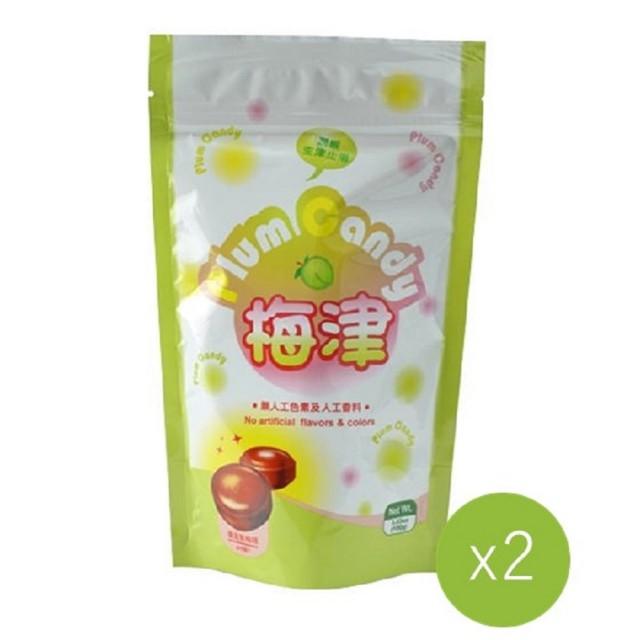 【里仁】梅津糖100g(2入組)