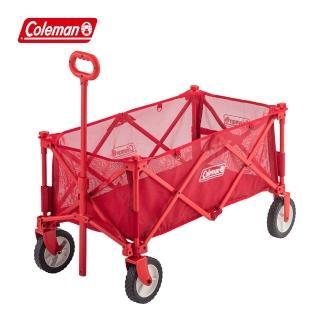 【Coleman】網布四輪拖車(CM-37466M000)