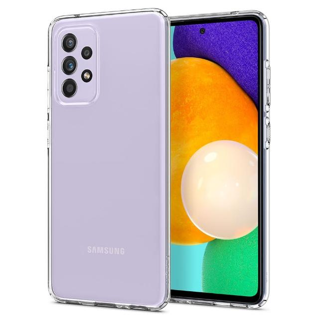 【Spigen】Galaxy A52_LTE/5G_Liquid Crystal-手機保護殼(SGP)