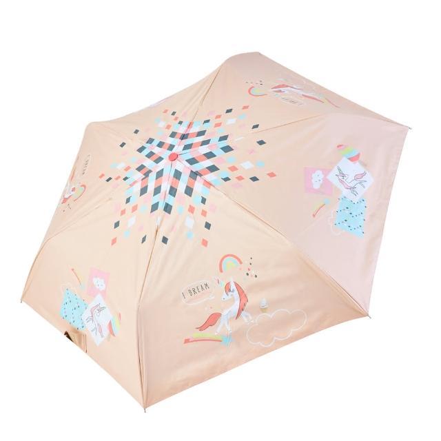 【rainstory】-8°降溫凍齡個人自動傘-獨角獸樂園(遮光色膠系列)