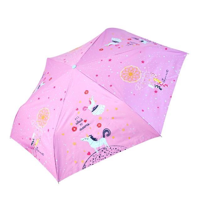 【rainstory】-8°降溫凍齡個人自動傘-夢幻獨角獸(遮光色膠系列)