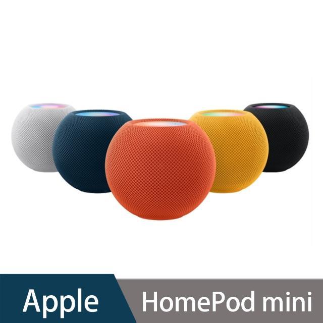 【Apple 蘋果】HomePod mini 智慧音箱
