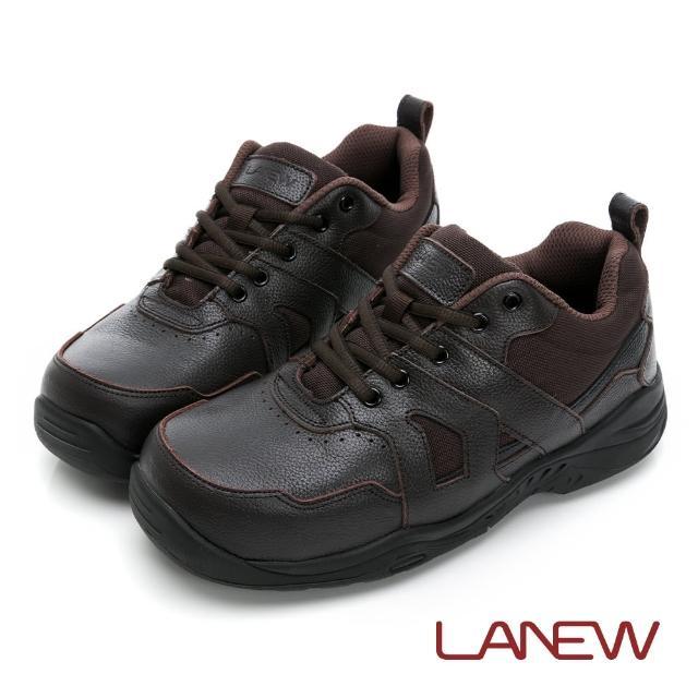 【La new】安底防滑 防黴抑菌 鋼頭安全鞋(男20270137)