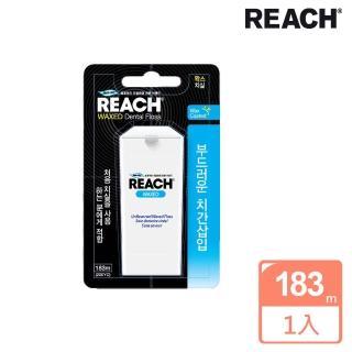 【麗奇】REACH潔牙線含蠟無味家庭號(183M)