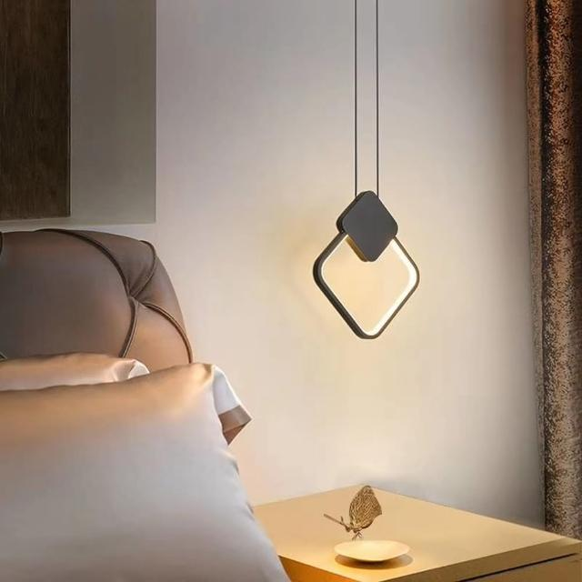 【obis】方塊酥吊燈(贈測試光源)
