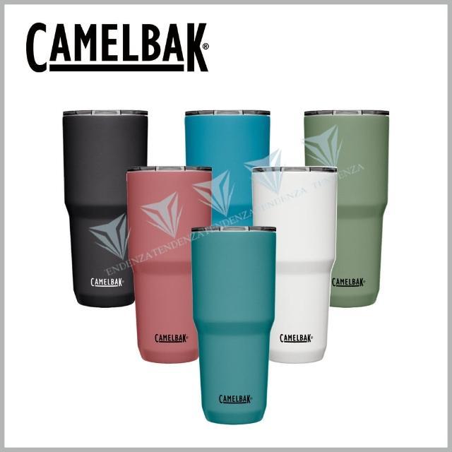 【CAMELBAK】900ml Tumbler 不鏽鋼雙層真空保溫/保冰杯(真空保溫/保冰/不鏽鋼)