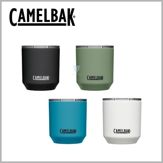 【CAMELBAK】300ml Rocks Tumbler 不鏽鋼威士忌保溫/保冰杯(真空保溫/保冰/不鏽鋼)